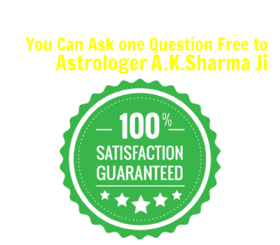 Ask any Question Astrologer A.K.Sharma Ji