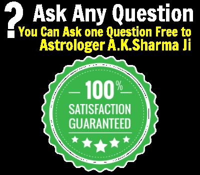 Ask any Question Astrologer A.K.Sharma Ji